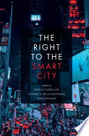 The Right to the Smart City Book