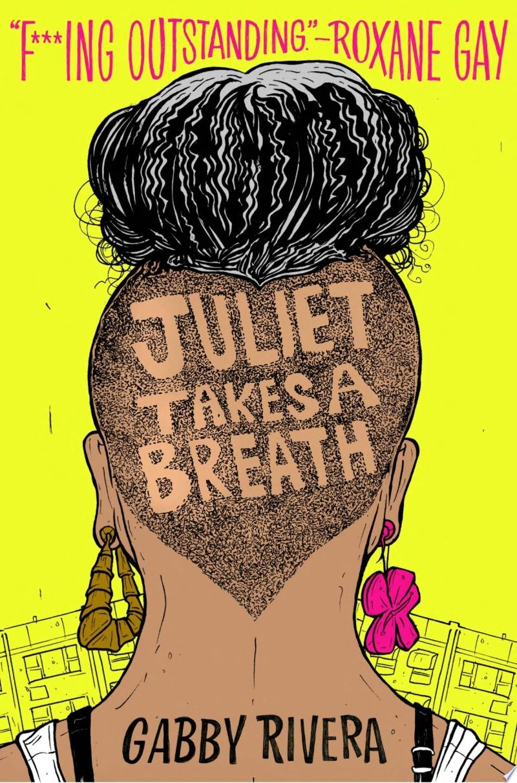 Juliet Takes a Breath banner backdrop