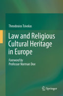 Pdf Law and Religious Cultural Heritage in Europe Telecharger