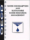 Water Consumption and Sustainable Water Resources Management Book