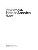 Rand McNally Historic America Guide