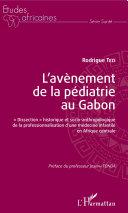 Pdf L'avènement de la pédiatrie au Gabon Telecharger