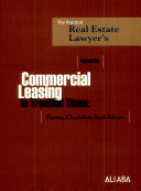 Pdf Manual on Commercial Leasing in Troubled Times