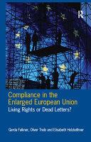 Compliance in the Enlarged European Union Pdf/ePub eBook