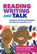 Reading, Writing, and Talk Pdf