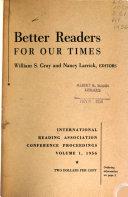 Conference Proceedings   International Reading Association