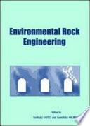 Environmental Rock Engineering