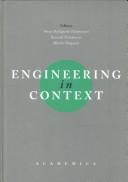 Engineering in Context
