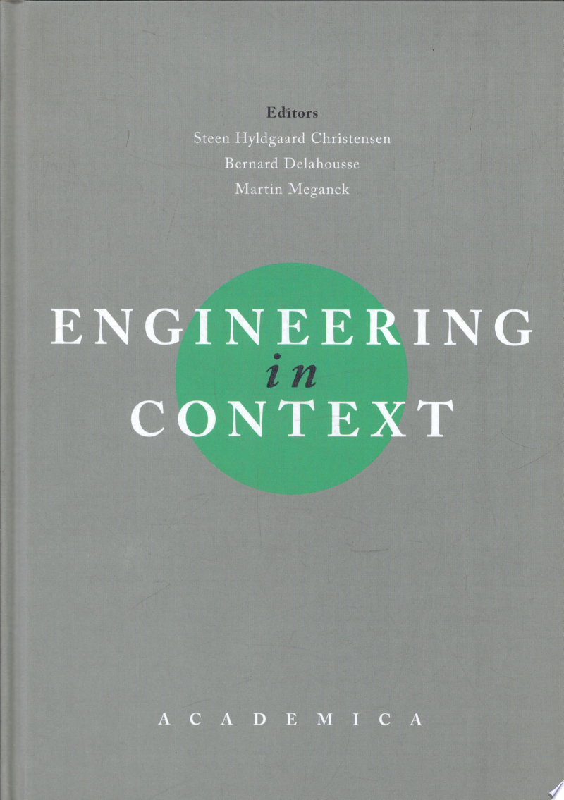 Engineering in Context banner backdrop