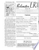 Reclamation Era
