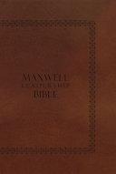 Maxwell Leadership Bible-NIV