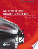 """Today's Technician: Automotive Brake Systems, Classroom and Shop Manual Prepack"" by Ken Pickerill"