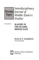 Princeton Papers Book