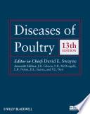 """Diseases of Poultry"" by David E. Swayne, J.R. Glisson, L.R. McDougald, L.K. Nolan, D.L. Suarez, V.L. Nair"
