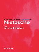 Routledge Philosophy GuideBook to Nietzsche on Art