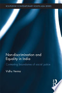 Non discrimination and Equality in India