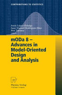 mODa 8   Advances in Model Oriented Design and Analysis
