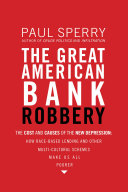The Great American Bank Robbery [Pdf/ePub] eBook