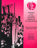 Proceedings of the Twenty-fourth International Conference on Very Large Databases, New York, NY, USA, 24-27 August, 1998
