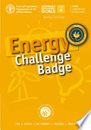 Energy Challenge Badge