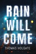 Rain Will Come Book PDF