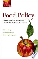 Food Policy Book