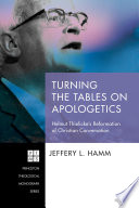 Turning the Tables on Apologetics Book PDF