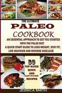 The Ultimate Paleo Cookbook Book
