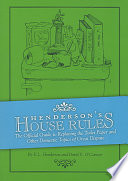 Henderson's House Rules