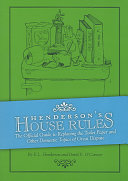 Henderson s House Rules
