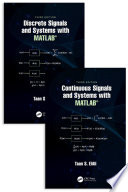 Systems and Signal Processing with MATLAB   Book
