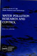 Water Pollution Research and Control