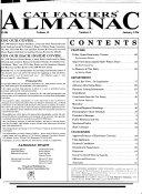 Cat Fanciers' Almanac