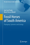 Pdf Fossil Horses of South America Telecharger