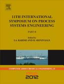 11th International Symposium on Process Systems Engineering  Part B