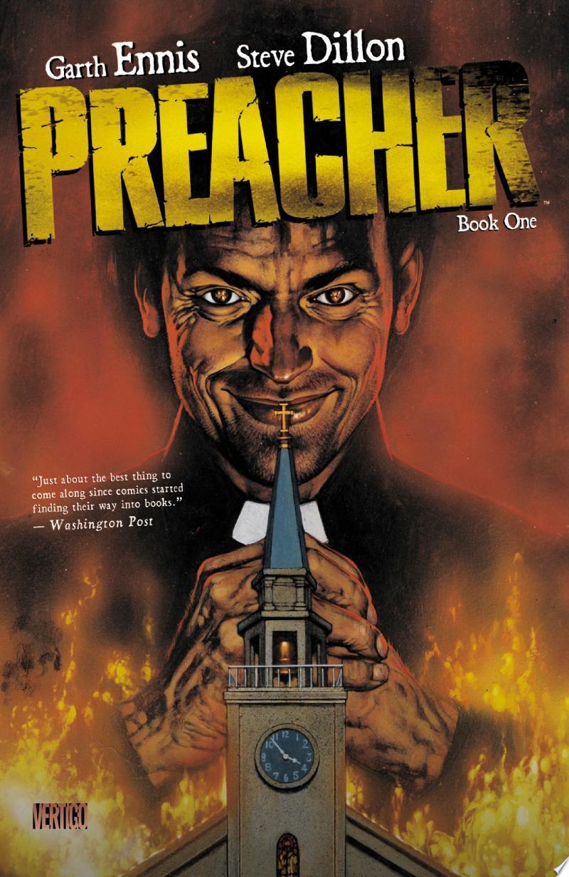 Preacher Book One image