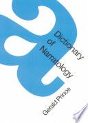 A Dictionary Of Narratology