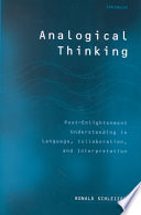 Analogical Thinking