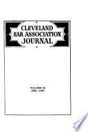 Cleveland Bar Association Journal