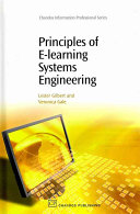 Principles of E learning Systems Engineering