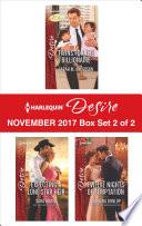 Harlequin Desire November 2017 Box Set 2 Of 2