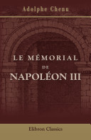 Le m morial de Napol on III