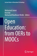Open Education  from OERs to MOOCs