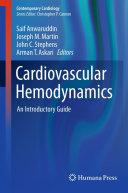Cardiovascular Hemodynamics Pdf