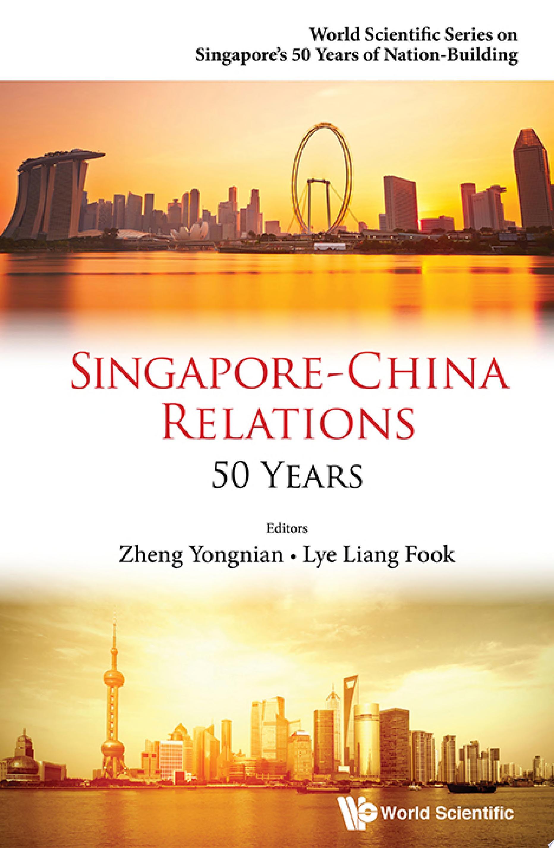 Singapore      China Relations