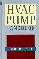 HVAC Pump Handbook Book
