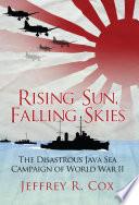 Rising Sun  Falling Skies Book