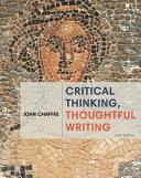 Critical Thinking Thoughtful Writing