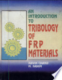 An Introduction to Tribology of FRP Materials