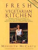 Fresh from a Vegetarian Kitchen